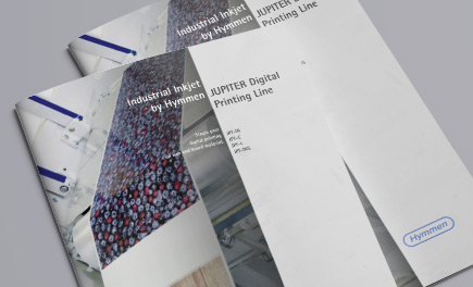 Industrial digital printing lines for DLE | Hymmen GmbH |
